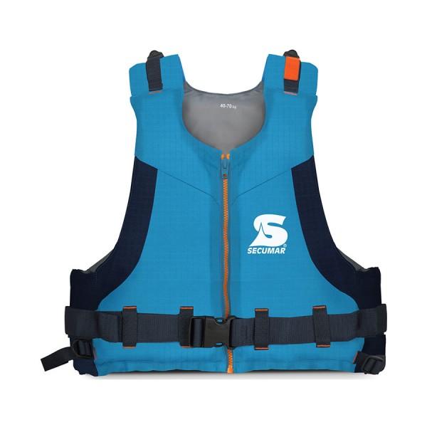 Secumar, Feststoffweste - Auftriebshilfe, Camino, 50N hellblau/blau