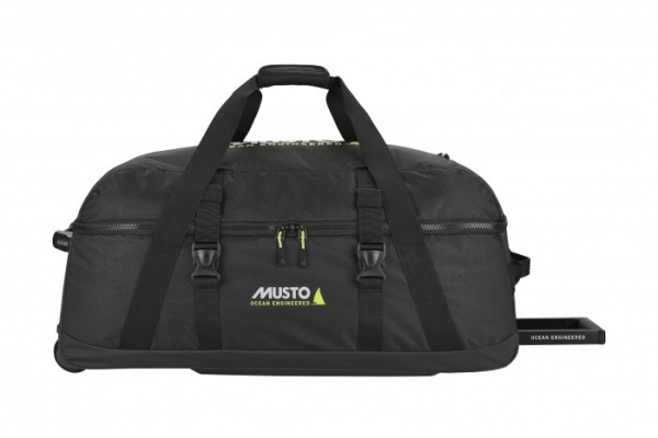 Musto 2018 Essemtial 100L Clam Case Black AUBL213