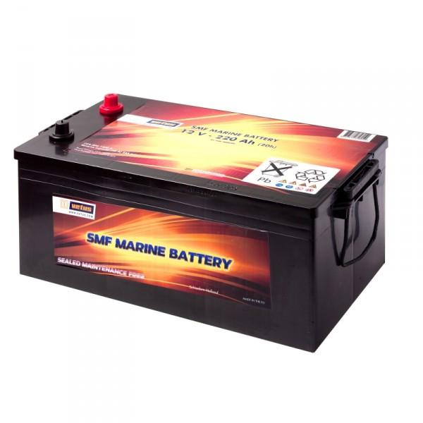 Vetus Marine Batterie 220AH/12V CCA A (EN) 1400