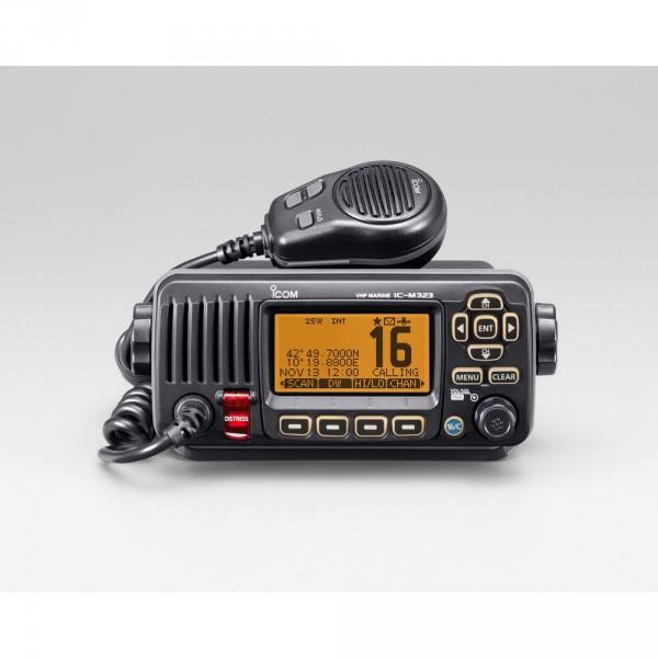 Icom IC-M323G Binnen - Seefunkanlage - GPS