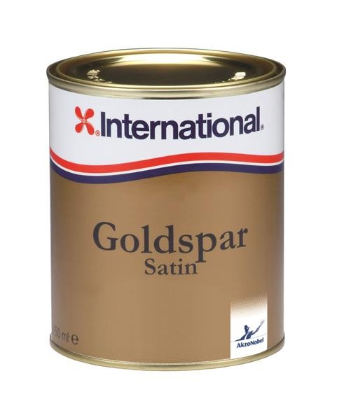 International, Polyurethan-Klarlack, Goldspar Satin,