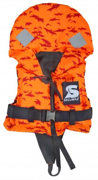 SECUMAR Delfin Bravo -Rettungswesten für Kinder