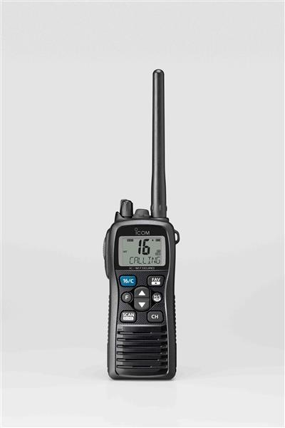ICOM, UKW-Handseefunkgerät, IC-M73 EURO