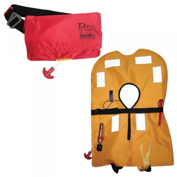Automatische Rettungsweste Delta 150N CE ISO 12402-3