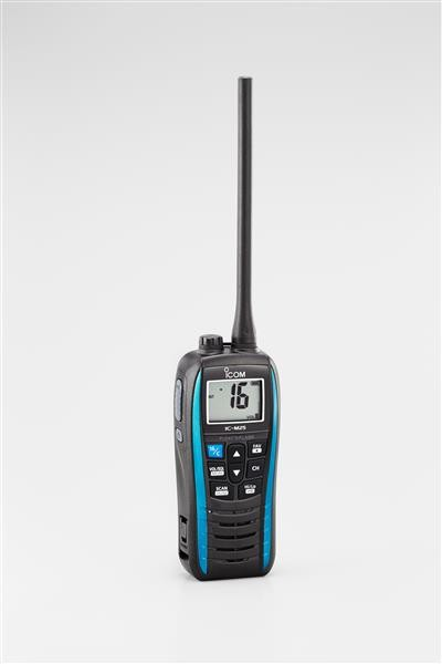 ICOM, UKW-Handseefunkgerät, IC-M25