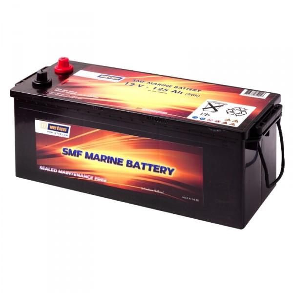 Vetus Marine Batterie 125AH/12V CCA A (EN) 950