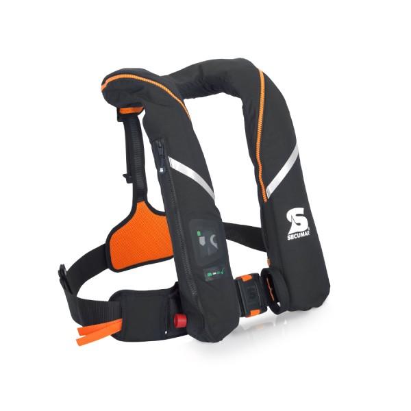 Secumar, automatische Rettungsweste, Survival 275 Harness