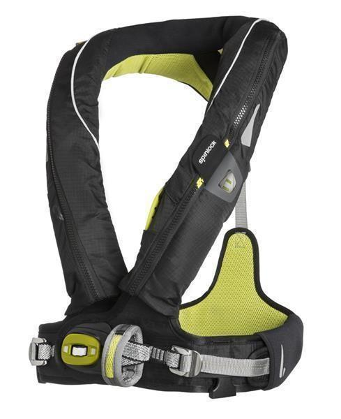 Spinlock, automatische Rettungsweste, DeckVest 275N, Pro Sensor Harness