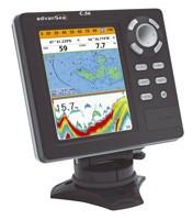 Kombigerät GPS-Kartenplotter / Fishfinder COMBO C.56