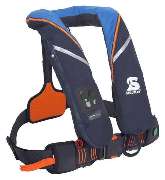 Secumar, automatische Rettungsweste, Survival 220 Harness