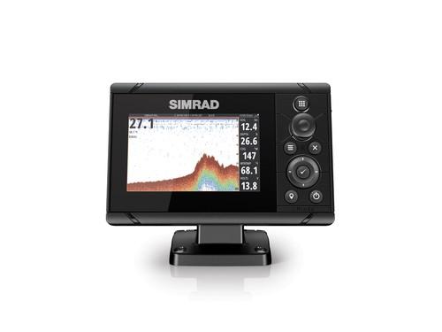 SIMRAD - Cruise mit Basiskarte und 83/200-Schwinger