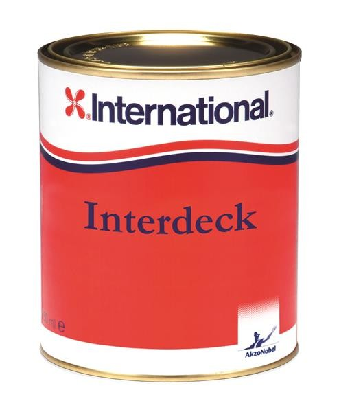 International, Polyurethan-Decksfarbe, Interdeck, rutschfest