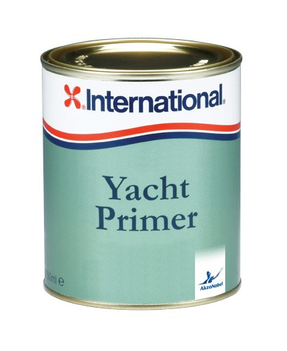 International Yacht Primer Grundierung grau