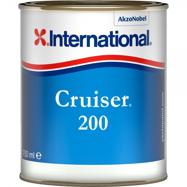 International Cruiser 200 white