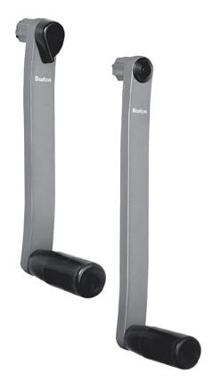 Winschkurbel - Aluminium 225 mm