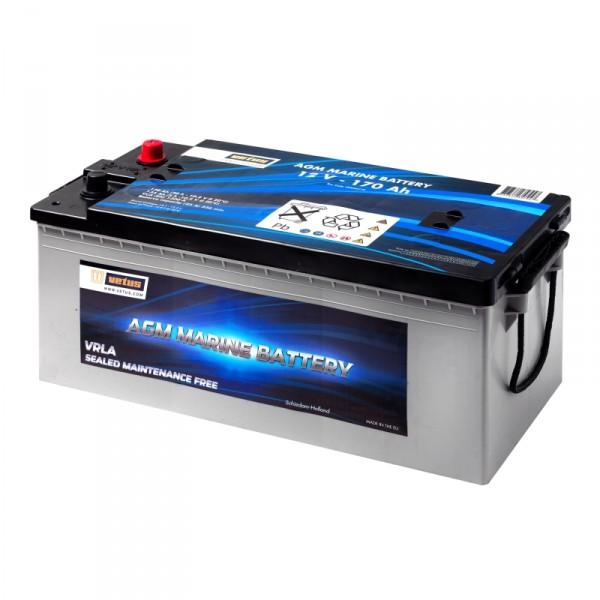 Vetus AGM-Batterie 12V/170Ah