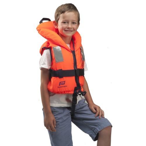 Plastimo, Rettungsweste für Kinder, Typhon orange
