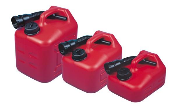 Kraftstoff-Benzinkanister 10L mit Tülle
